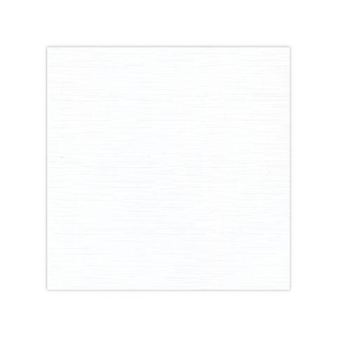 Linnen karton i hvid