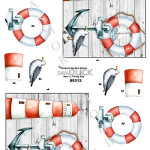 3d ark dan design quick fyrtårn