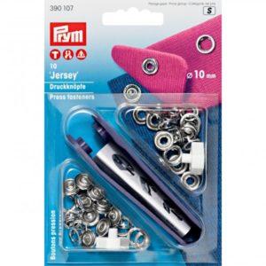 Trykknap inklusiv værktøj 10 mm