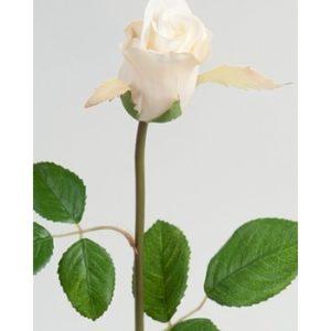 Rose 50 cm. hvid 2889-10
